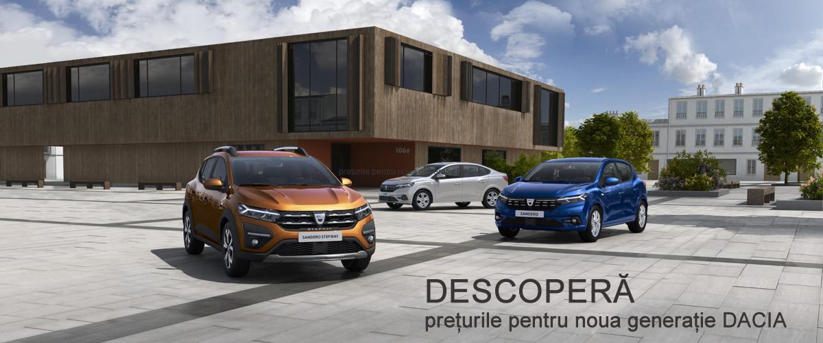 Noile Dacia