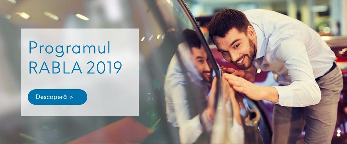 Programul Rabla 2019