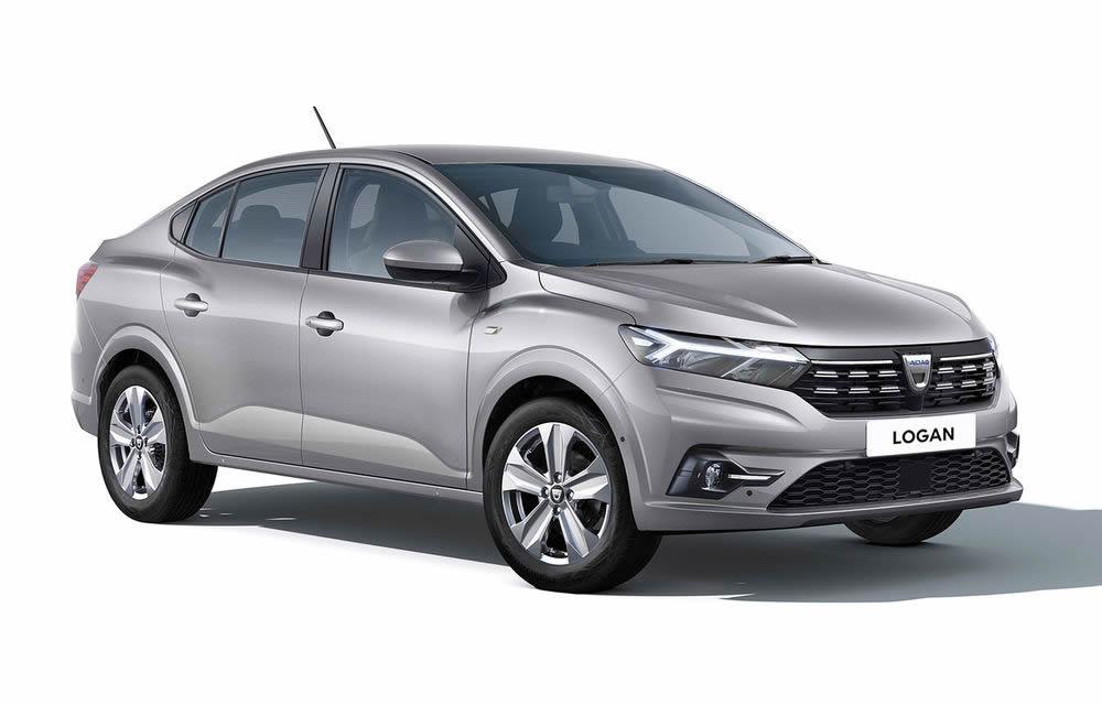 Modele Dacia 2021
